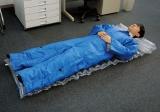 災害時などに役立つ、いざという時すぐに動ける寝袋「着る布団&エアーマット」(C)HTB