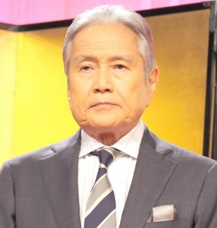 NHK大河ドラマ『西郷どん』の出演者発表会見に出席した竜雷太 (C)ORICON NewS inc.