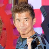 Amazonプライムビデオの新作オリジナル・バラエティーシリーズ『戦闘車』の完成披露イベントに出席した勝俣州和 (C)ORICON NewS inc.