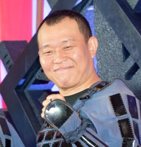 Amazonプライムビデオの新作オリジナル・バラエティーシリーズ『戦闘車』の完成披露イベントに出席した千原せいじ (C)ORICON NewS inc.