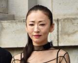 映画『鋼の錬金術師』の完成報告会見に出席した松雪泰子 (C)ORICON NewS inc.