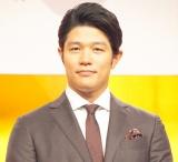 NHK大河ドラマ『西郷どん』で錦戸亮と兄弟を演じる鈴木亮平 (C)ORICON NewS inc.
