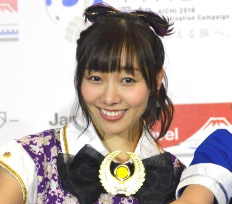 『推しスポ!神スポ!』決定戦イベントに出席したSKE48・須田亜香里 (C)ORICON NewS inc.