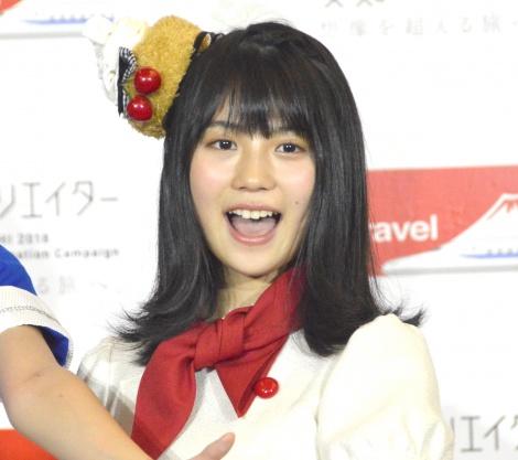 『推しスポ!神スポ!』決定戦イベントに出席したSKE48・小畑優奈 (C)ORICON NewS inc.