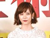 映画『鋼の錬金術師』の完成報告会見に出席した本田翼 (C)ORICON NewS inc.