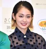 ドラマ『さくらの親子丼』制作発表会見に出席した吉本実憂 (C)ORICON NewS inc.