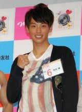 『minaカレグランプリ』の竹内崚さん(19)