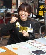 2ndアルバム『identity』が発売となったNMB48・山本彩 (C)ORICON NewS inc.