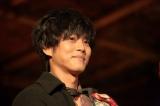 連続テレビ小説『わろてんか』ヒロインの夫となる北村藤吉を演じる松坂桃李(C)NHK