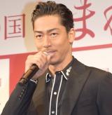 『ご縁の国しまね』のプレス発表会に出席したAKIRA (C)ORICON NewS inc.