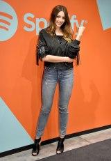 『Spotify×Celine Farach 新曲先行試聴会』に出席したセリーヌ・ファラク(C)Spotify (C)ORICON NewS inc.