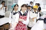 10月8日放送、NHK・BSプレミアム『乃木坂46のガクたび!』西野七瀬(C)NHK