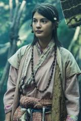 NHK大河ファンタジー『精霊の守り人〜最終章〜』で女優デビューするマギー