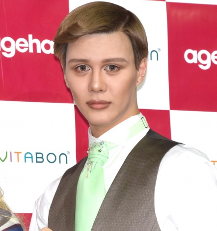 女性向け雑誌『ageha』の新創刊記念イベントに出席したMatt (C)ORICON NewS inc.
