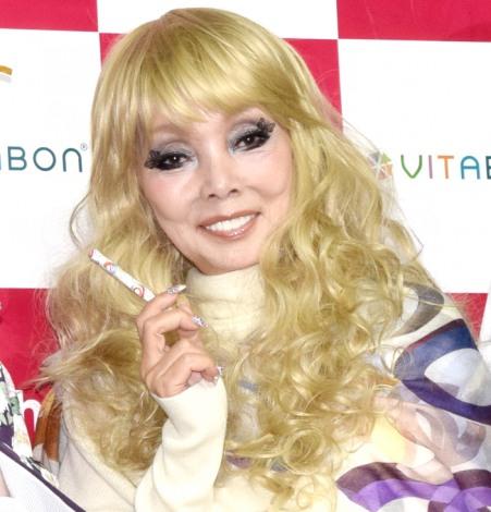女性向け雑誌『ageha』の新創刊記念イベントに出席した研ナオコ (C)ORICON NewS inc.