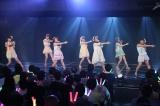 M3「ごめんね、SUMMER」(4 期+5 期)=『SKE48劇場デビュー9周年特別公演』(C)AKS