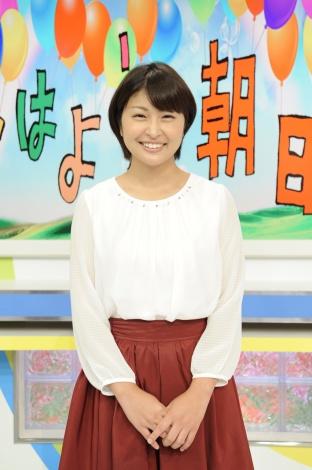 サムネイル 結婚を報告した川添佳穂アナウンサー (C)ABC
