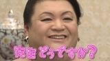 10月7日放送の日本テレビ『マツコ会議』で歯列矯正をしていることを告白するマツコ・デラックス (C)日本テレビ