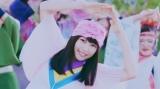 MOMOガール衣装で「鬼カワイイ」ダンスを披露した桜井日奈子