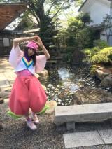 きゃりーぱみゅぱみゅを手がける衣装デザイナーが制作したMOMOガール衣装