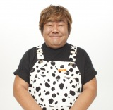 TBS『ペコジャニ∞!』に「芸能界グルメ四天王」として出演する石塚英彦