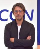 小説家デビューを果たした一雫ライオン氏 (C)ORICON NewS inc.