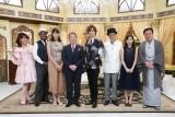 10月8日放送、『3秒聴けば誰でもわかる名曲ベスト100』司会の徳光和夫(C)テレビ東京