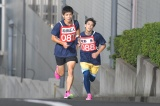 TBS系『オールスター感謝祭'17秋』名物企画「赤坂5丁目ミニマラソン」で2位に入った和田正人と3位と健闘した佐野岳(C)TBS