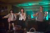 伊藤沙莉、たかし(トレンディエンジェル)が共演(C)フジテレビ
