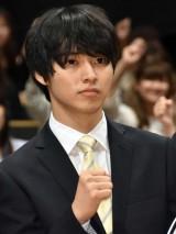 TBS系日曜劇場『陸王』山崎賢人 (C)ORICON NewS inc.