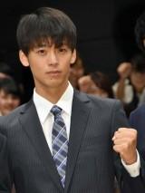 TBS系日曜劇場『陸王』竹内涼真 (C)ORICON NewS inc.