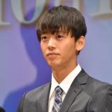交際報道を「友達の一人」と否定し、騒動を謝罪した竹内涼真 (C)ORICON NewS inc.