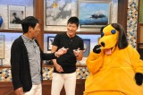 10月9日放送の関西テレビ・フジテレビ系『さんまのまんま 秋のさんまもゲストも脂がノッてますSP』に出演する桐生祥秀(C)関西テレビ