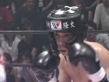 「岡村オファーシリーズ」第9弾:岡村隆史、具志堅用高とボクシング対決(2004年7月25日放送)