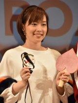 映画「ミックス。」金メダルペアとミックス!試写会に出席した石川佳純 (C)ORICON NewS inc.