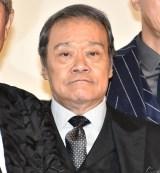 『アウトレイジ 最終章』初日舞台あいさつに登壇した西田敏行 (C)ORICON NewS inc.