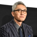 『アウトレイジ 最終章』初日舞台あいさつに登壇した松重豊 (C)ORICON NewS inc.