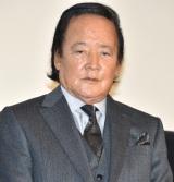 『アウトレイジ 最終章』初日舞台あいさつに登壇した金田時男 (C)ORICON NewS inc.