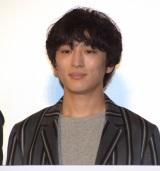 映画『ナラタージュ』公開初日舞台あいさつに登壇した古舘佑太郎 (C)ORICON NewS inc.