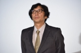 映画『ナラタージュ』公開初日舞台あいさつに登壇した行定勲