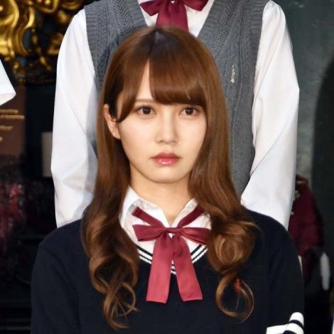 ドラマ『Re:Mind』に出演するけやき坂46・加藤史帆 (C)ORICON NewS inc.