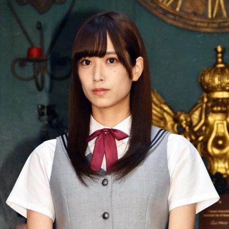 ドラマ『Re:Mind』に出演するけやき坂46・佐々木久美 (C)ORICON NewS inc.