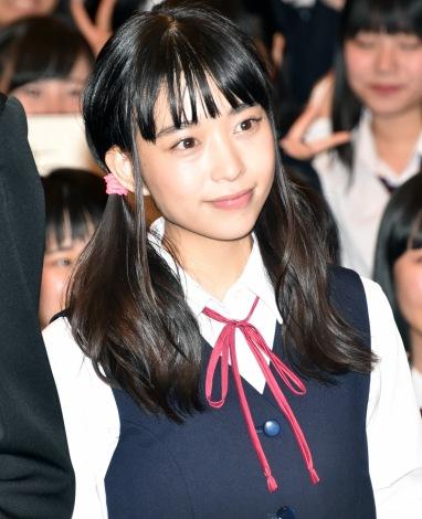 映画『先生! 、、、好きになってもいいですか?』恋愛応援スペシャル試写会イベントに出演した森川葵 (C)ORICON NewS inc.
