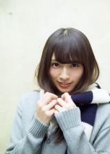 『週刊ヤングマガジン』45号に登場する欅坂46・渡辺梨加(C)細居幸次郎/ヤングマガジン