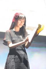 『MBSアニメフェス』『進撃の巨人』石川由依(ミカサ・アッカーマン役)(C)MBS