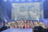 渡辺麻友ラストセンター AKB48の50thシングル「11月のアンクレット」を初披露(C)AKS