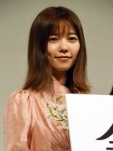 日本テレビ系新ドラマ『今からあなたを脅迫します』(10月15日スタート)トークイベントに出席した島崎遥香(C)ORICON NewS inc.