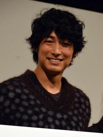 日本テレビ系新ドラマ『今からあなたを脅迫します』(10月15日スタート)のトークイベントにディーン・フジオカが登場 (C)ORICON NewS inc.