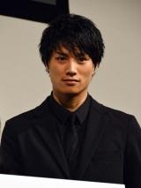 日本テレビ系新ドラマ『今からあなたを脅迫します』(10月15日スタート)トークイベントに出席した鈴木伸之(C)ORICON NewS inc.