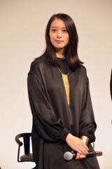 日本テレビ系新ドラマ『今からあなたを脅迫します』(10月15日スタート)トークイベントに出席した武井咲(C)ORICON NewS inc.